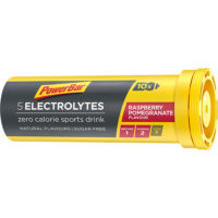 PowerBar Electrolyte Tabs – Raspberry Pomegranate (10 Tabletten)
