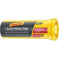 PowerBar Electrolyte Tabs – Raspberry Pomegranate (10 Tabletten)