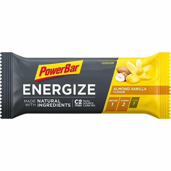 Energize Bar Almond Vanilla