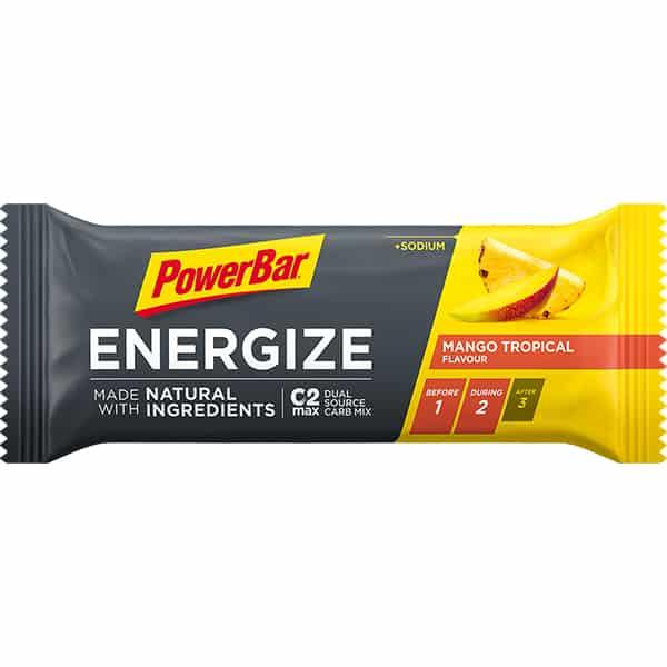 Energize Bar Mango Tropical