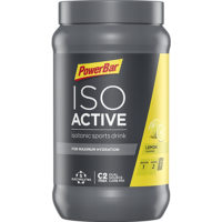 PowerBar Isoactive – Lemon (600 gram)