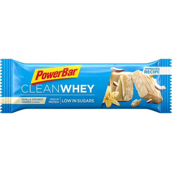 PowerBar  Clean Whey  Vanilla Coconut Crunch