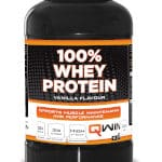 Qwin – 100% Whey Protein – diverse smaken