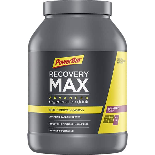 Recovery Max Raspberry