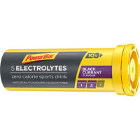 PowerBar Electrolyte Tabs – Black Currant  (10 Tabletten)