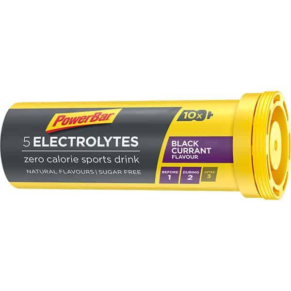 5 Electrolytes Tabs Black Currant