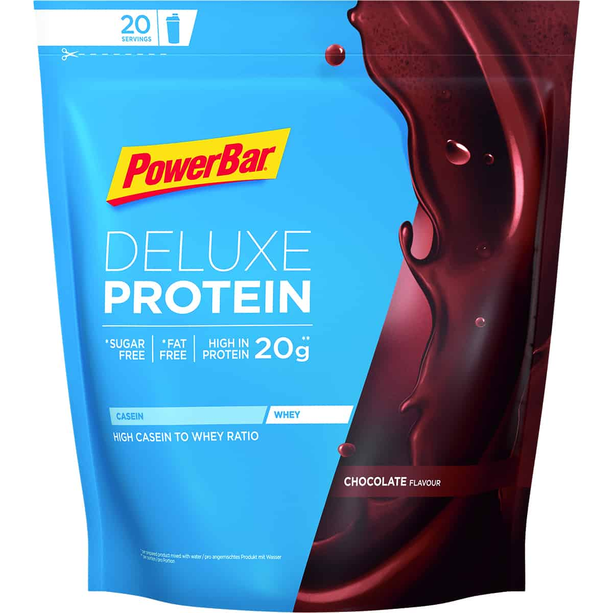 Deluxe Protein Chocolate 1
