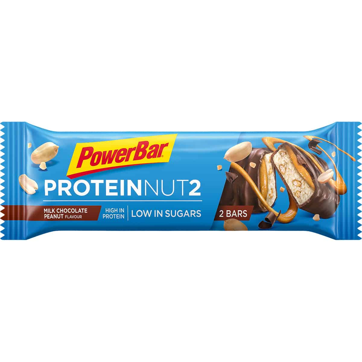 ProteinNut2 Milk Chocolate Peanut 45g