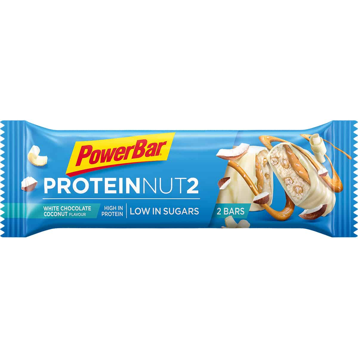 ProteinNut2 White Chocolate Coconut 45g