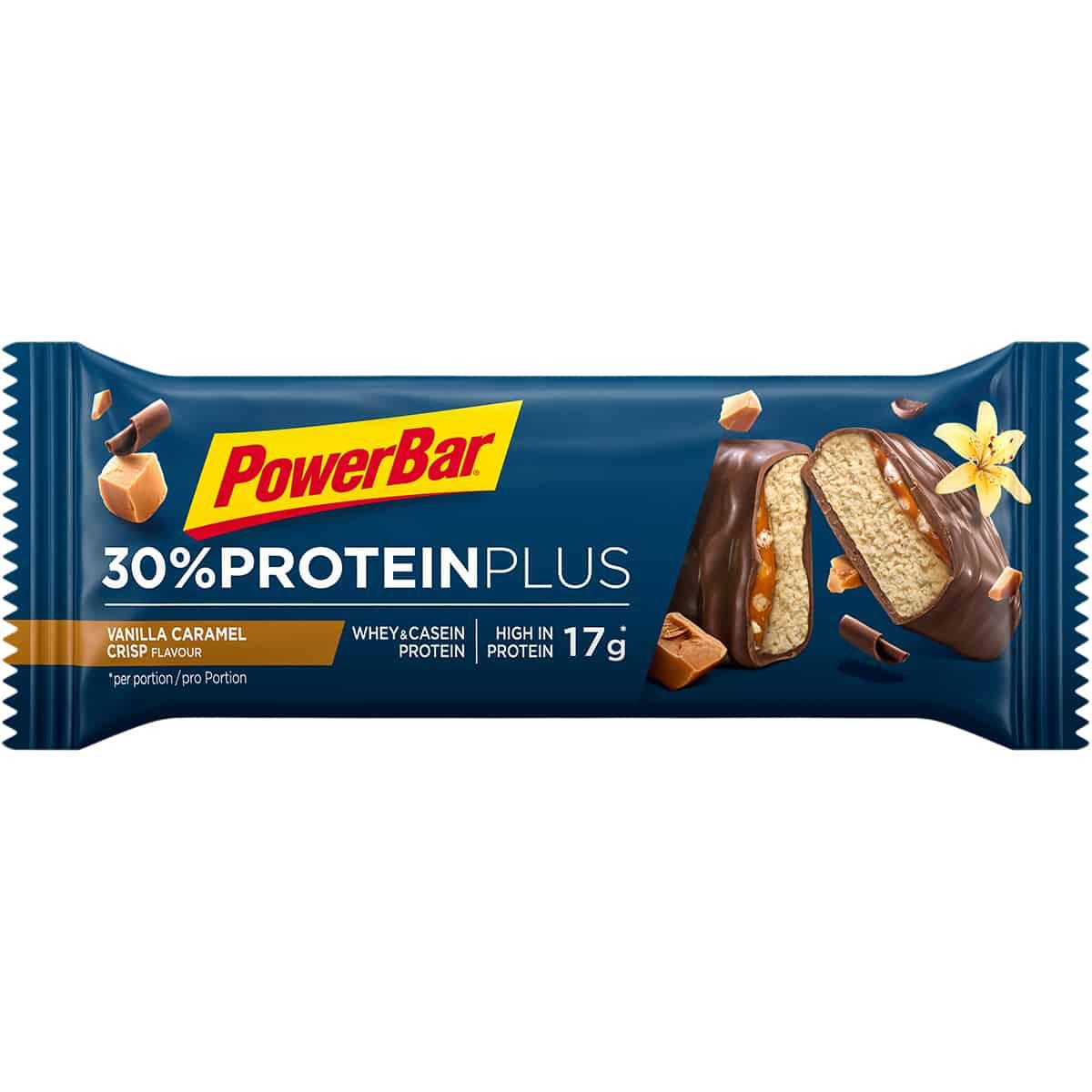 ProteinPlus 30� Vanilla Caramel Crisp
