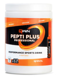 Qwin PeptiPlus Orange (380 gram/10 servings)