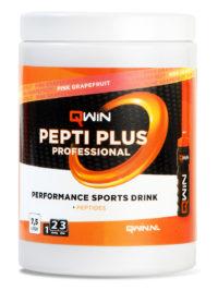 Qwin PeptiPlus Pink Grapefruit (380 gram/10 servings)