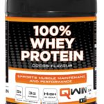 Qwin – 100% Whey Protein – Cocos (2400 gram/85 servings)