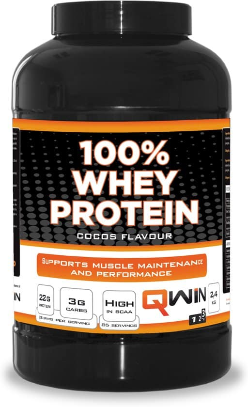 QWIN Whey Pot Cocos 2400 g 2