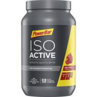 PowerBar Isoactive – Red Fruit Punch (met framboos en granaatappel,600 gram)