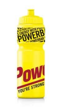 Powerbar Bidon – Geel (750 ml)