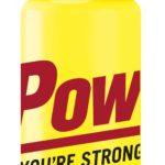 Powerbar Bidon – Geel (500ml)