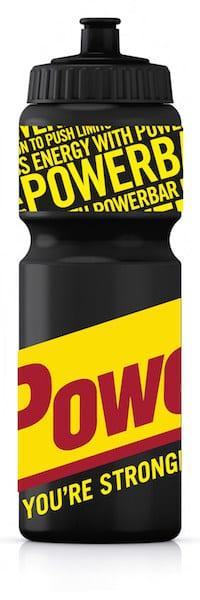 Powerbar Bidon – Zwart (500ml)